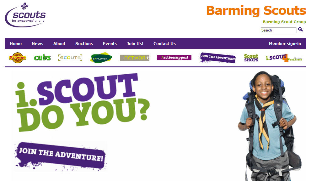 barmingscouts