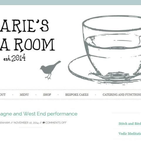 Marie's Tea Room