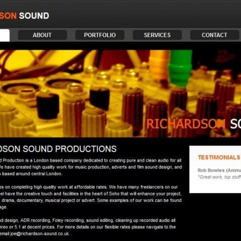 Richardson Sound