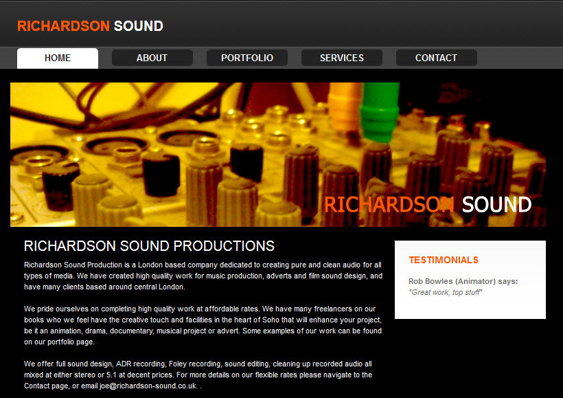 richardsonsound