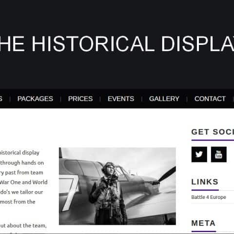 The Historical Display Team