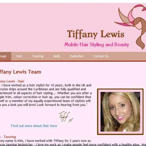 Tiffany Lewis